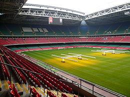 Millennium Stadium di Cardiff (foto Wikipedia)