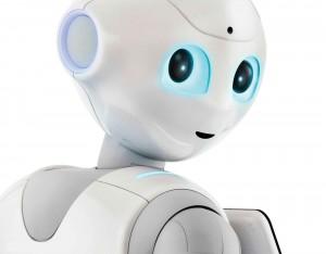 Pepper: il robot che si emoziona VIDEO