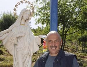 """Medjugorje , Paolo Brosio: """"Santo Padre, siamo fedeli non fanatici"""""""