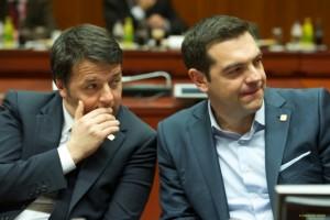 """Grexit. Renzi contro Tsipras: """"Si crede più furbo degli altri. Colpa sua"""""""