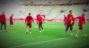 Video YouTube, Wojciech Szczesny abbandona torello dopo due tunnel subiti