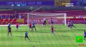 Uruguay-Paraguay 1-1, highlights-video gol YouTube Copa America 2015