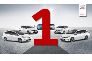 Toyota, marchio auto con maggior valore nel 2015