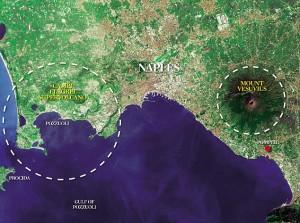 """Vulcano Campi Flegrei, il più pericoloso d'Europa: """"Solleva il suolo se erutta"""" 05"""