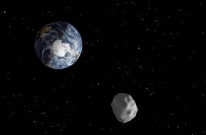 Asteroide 2015 LF sfiora Terra il 9 giugno: passerà a 195mila km dal pianeta