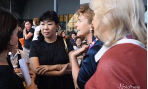 "Banana Yoshimoto apre le ""Women's Weeks"" all'Expo"