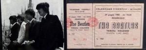 Beatles, 4 fan italiane in una foto di 50 anni fa. Chi le ha viste?