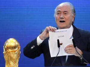 """Mondiali 2010, media: """"Blatter sapeva dei 10 milioni versati dal Sudafrica"""""""