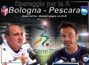 Bologna-Pescara (foto Ansa)