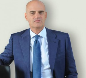 Claudio Descalzi (foto Ansa)