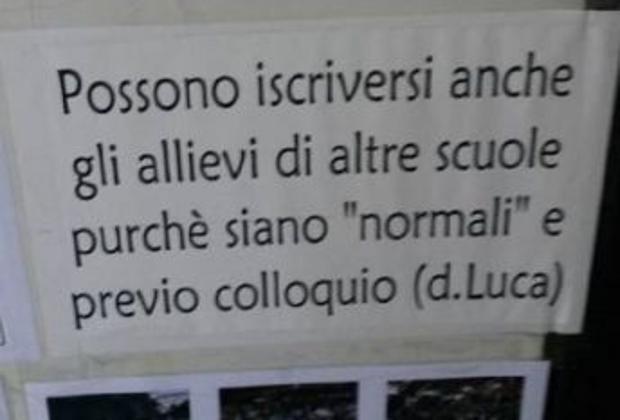 """Lizzano (Bo), avviso in chiesa: """"Al campo estivo solo bimbi normali"""""""