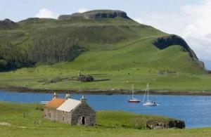 Scozia, isola di Canna (20 abitanti) sotto shock: primo reato in 50 anni