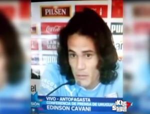 """Copa America, la gaffe di Cavani: """"Giamaica squadra africana"""""""