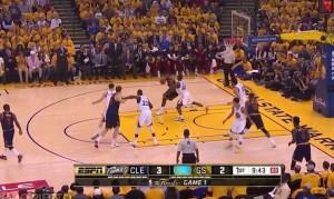 VIDEO YouTube - Highlights Gara 1 Cleveland Cavaliers-Golden State Warriors 100-108