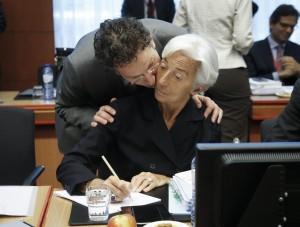 """""""Christine Lagarde, la donna della rovina"""": Rodolfo Parietti, Il Giornale"""