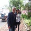 George Clooney e Amal, gita ad Augusta, paese d'infanzia di lui FOTO 2