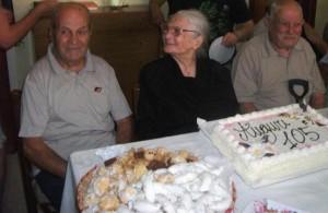 Consolata Melis morta: 108 anni, nonnina della famiglia più longeva del mondo