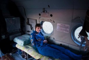 Samantha Cristoforetti: dopo 7 mesi nello spazio non cammina e non può guidare