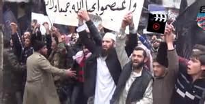 Manifestazione di Hizb-Ut-Tahrir a Copenaghen