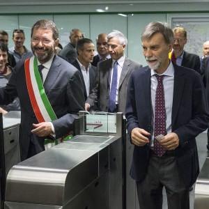 Roma, metro C, inaugurate 6 stazioni: adesso arriva fino a Lodi