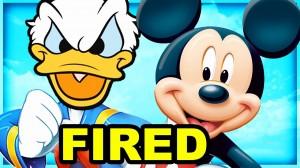 Disney licenzia: i cacciati prima devono addestrare i nuovi assunti (a meno)