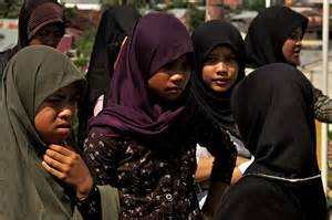 Donne in Banda Aceh