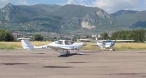 Martino Bonicelli morto, aereo su cavi alta tensione dell'ex fornace Tacconi a Terni