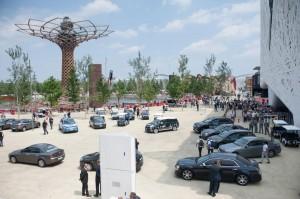 Expo, sordi scambiati per black bloc: indossavano una maglietta nera