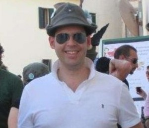 Fabio Venuti ucciso da un infarto a 37 anni: lascia moglie e due bambini