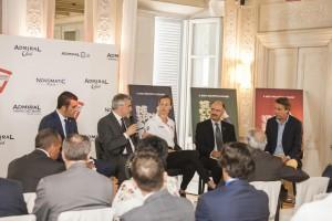 Federica Pellegrini promuove il gioco responsabile con Novomatic