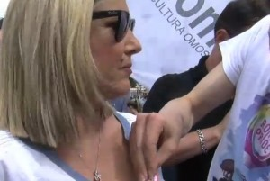 Roma Pride 2015, Federica Sciarelli madrina VIDEO