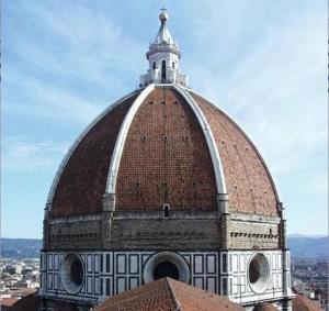 """Firenze, turista fa pipì sulla cupola del Duomo: """"Non ci sono wc"""". Multato"""