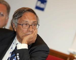 Franco Bassanini (foto Ansa)