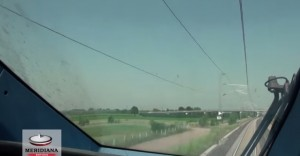 VIDEO YouTube - Frecciarossa 1000 a 350 km orari. Roma-Milano in 2 ore e mezza
