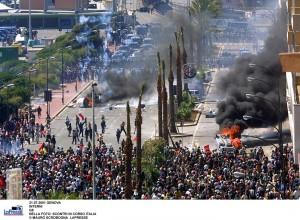 Alexis Tsipras 2001: maglietta del Che, direzione G8 di Genova. E venne respinto