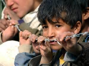 Bambini vittime della guerra