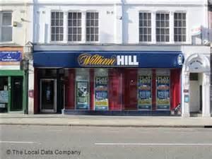 Una filiale di William Hill