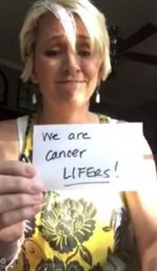 """Video YouTube, Holley Kitchen e il tumore: """"Ecco le frasi che non dovete dirci"""""""