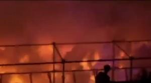VIDEO YouTube. Incendio nel parco divertimenti a Taiwan: oltre 500 feriti