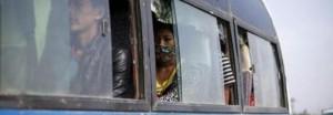 India: cavo alta tensione su bus invitati nozze. 25 morti fulminati