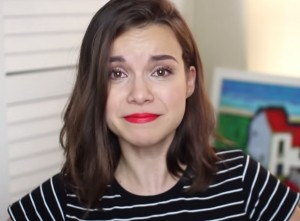 Ingrid Nilsen fa coming out dinanzi a 3,3 milioni di fan su YouTube