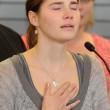 Amanda Knox a processo a Firenze per calunnia a polizia