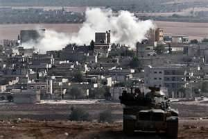 Combattimenti a Kobane