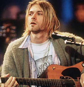 Kurt Cobain (foto Ansa)