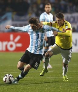 Leo Messi (foto Lapresse)