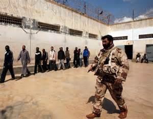 Una prigione a Bengasi