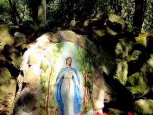 VIDEO YouTube - Madonna a Ischia, il racconto dell'apparizione del 1994