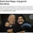 Maradona in lutto: è morto il padre. Don Diego aveva 87 anni