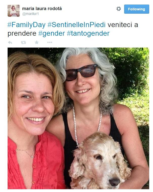 Maria Laura Rodotà e Tonia Mastrobuoni fanno coming out. Con foto su Twitter
