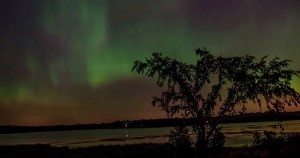 Video YouTube - Aurora boreale a Minneapolis: il filmato in timelapse